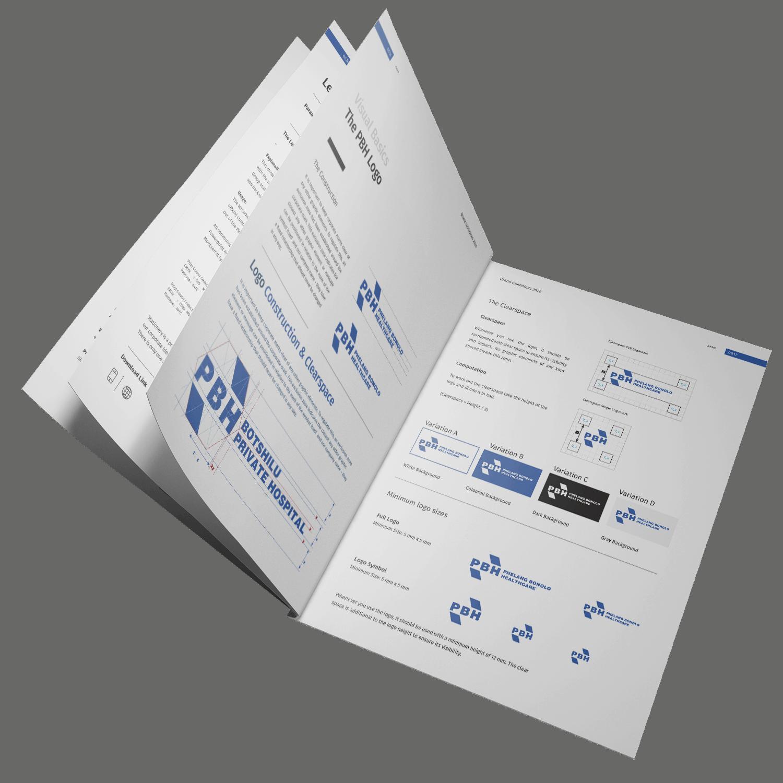 PBH Corporate Identity Design