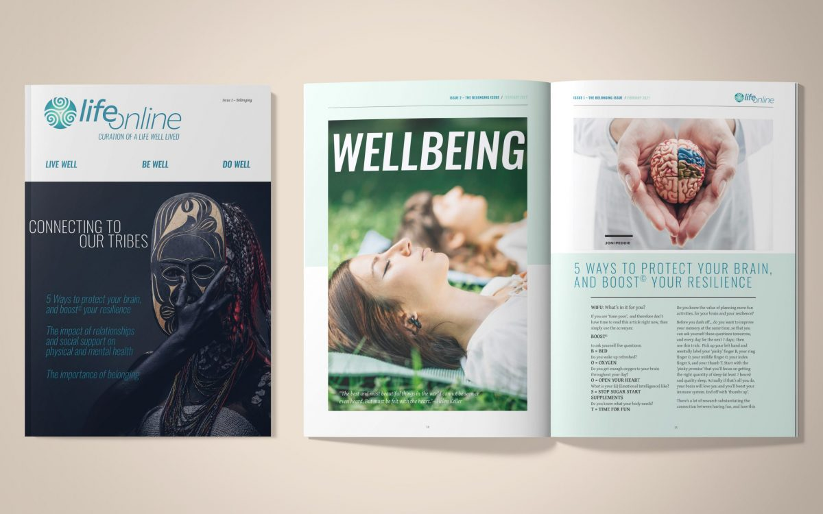 Life Online February 2021 Print Publication