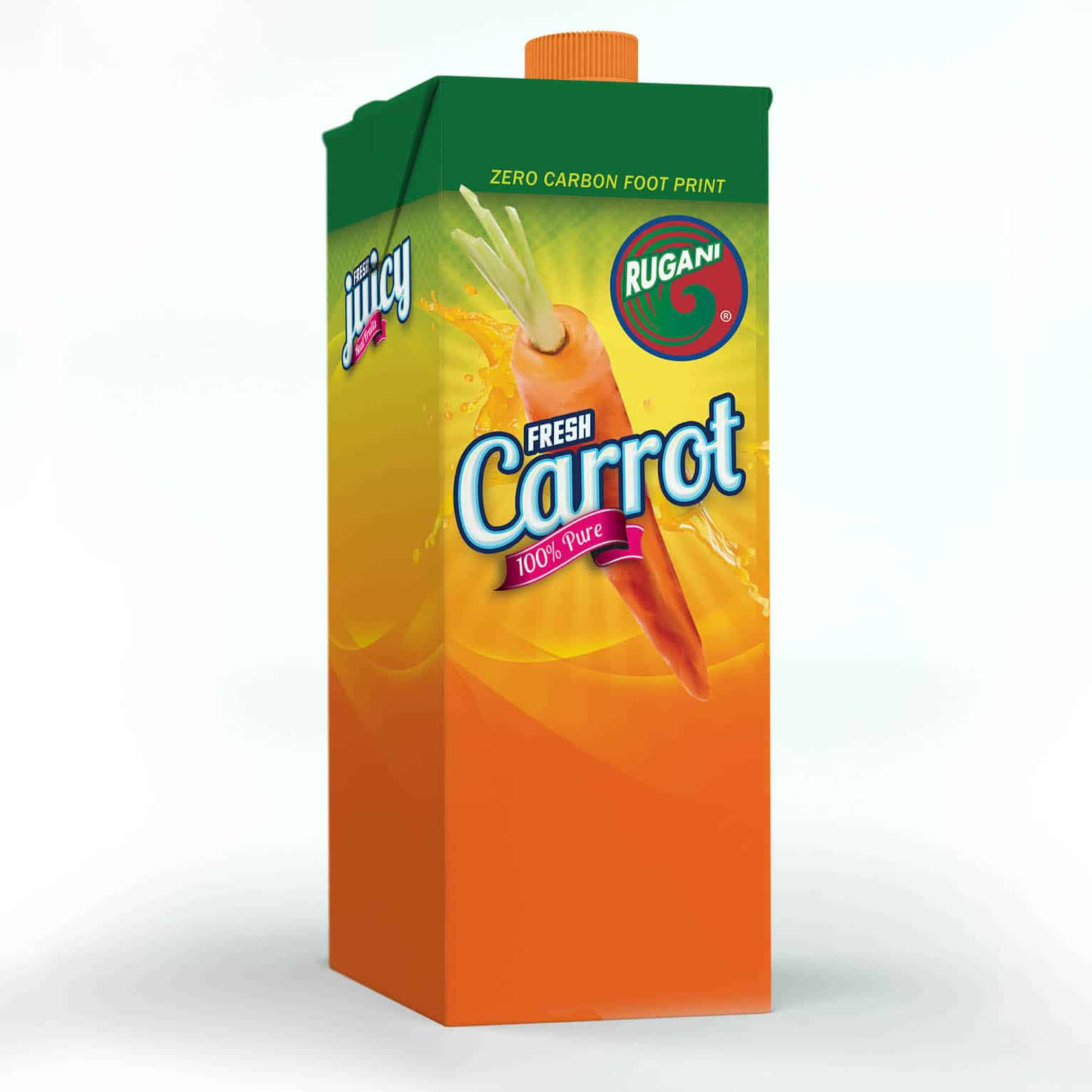 Rugani Carrot Juice Concept Art
