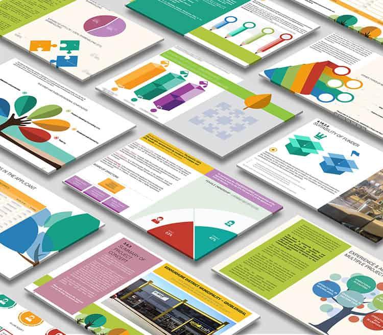 Presentation Design Goldrush Bingo License Application